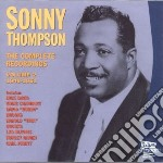 Sonny Thompson - Comp.Record.Vol.2 '49-'51 cd musicale di THOMPSON SONNY