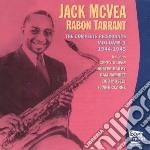 Jack Mcvea/rabon Tarrant - Volume 1  1944-1945 cd musicale di MCVEA/TARRANT