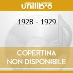 1928 - 1929 cd musicale di D'ARIENZO JUAN Y SU