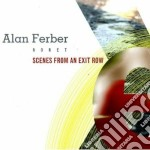 Alan Ferber Nonet - Scenes From An Exit Row cd musicale di FERBER ALAN NONET