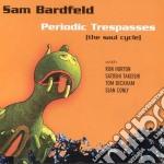 Sam Bardfeld - Periodic Trespasses cd musicale di Bardfeld Sam