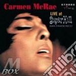 LIVE AT SUGAR HILL cd musicale di MCRAE CARMEN