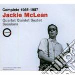 Complete 1955-1957 cd musicale di Jackie mclean (6 cd)
