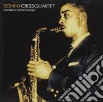 Sonny Criss Quartet - Featuring Wynton Kelly cd musicale di CRISS SONNY QUARTET