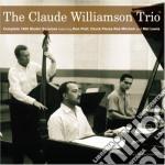Claude Williamson Trio - The Complete 1956 Studio Sessions cd musicale