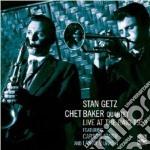 Stan Getz & Chet Baker Quartet - Live At The Haig 1953 cd musicale di GETZ/BAKER