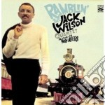 Jack Wilson Quartet - Ramblin' cd musicale di WILSON JACK QUARTET