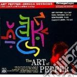 Art Pepper - Complete Omega Sessions cd musicale di Art Pepper