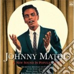 Johnny Mathis - New Sound In Popular Mus. cd musicale di MATHIS JONNY