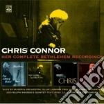 Chris Connor - Her Compl.bethlehem Rec. cd musicale di CONNOR CHRIS