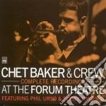 Chet Baker & Crew - At The Forum Theatre cd musicale di CHET BAKER & CREW