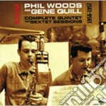 Phil Woods & Gene Quill - Altology 1956-1957 cd musicale di WOODS PHIL