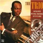 Hank Jones - The Trio cd musicale di Jones Hank