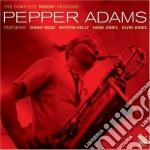 Pepper Adams - Complete Regent Sessions cd musicale di ADAMS PEPPER