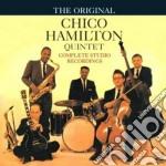Chico Hamilton Quintet - Complete Studio Recordings cd musicale di HAMILTON CHICO QUINT
