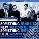 M. Albam / B. Russo / T. Macero / T. Charles - Something New Something B cd musicale di ALBAM/RUSSO/