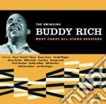 Buddy Rich - West Coast All-star Sess. cd musicale di Buddy Rich