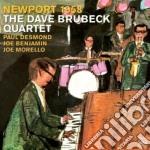 Dave Brubeck Quartet - Newport 1958 cd musicale di BRUBECK DAVE QUA