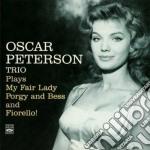 Oscar Peterson Trio - Plays My Fair Lady... cd musicale di Oscar peterson trio