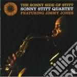 Sonny Stitt Quartet - The Sonny Side Of Stitt cd musicale di Sonny stitt quartet