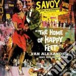 Van Alexander & His Orchestra+ 8 Bt - The Home Of Happy Feat cd musicale di Van alexander & his