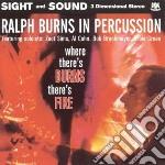 Ralph Burns - In Percussion cd musicale di BURNS RALPH