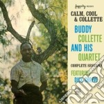 Buddy Collette & His Quartet - Complete Sessions cd musicale di COLLETTE BUDDY