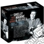 SEPT.& QUINT.SESS.'51-58                  cd musicale di MANNE SHELLY & HIS M