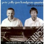Pete Jolly Jan Lundgren Quartet - Collaboration cd musicale di LUNDGREN PETE JOLLY