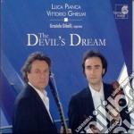 Vittorio Ghielmi / Luca Pianca - The Devil's Dream cd musicale