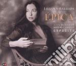 Liliana Barrios - Epica cd musicale di Liliana Barrios