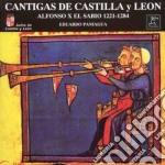 Eduardo Paniagua - Cantigas Alfonso X El Sabio cd musicale di Eduardo Paniagua