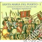 Eduardo Paniagua - Santa Maria Del Puerto 1 cd musicale di Eduardo Paniagua