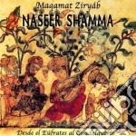 Shamma Naseer - Maqamat Ziryab cd musicale di Naseer Shamma