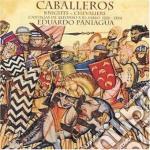 Eduardo Paniagua - Caballeros cd musicale di Eduardo Paniagua