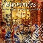 Eduardo Paniagua  - Maimonides cd musicale di Rozemblum jo Paniagua eduardo
