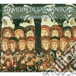 Eduardo Paniagua - Lo Mejor De Las Cantigas cd musicale di Eduardo Paniagua