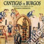 Eduardo Paniagua - Cantigas De Burgos cd musicale di Eduardo Paniagua