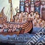 Eduardo Paniagua - Cantigas Del Mar Cantabrico cd musicale di Eduardo Paniagua