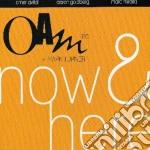 Oam Trio / Mark Turner - Now & Here cd musicale di Trio Oam
