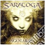 Saratoga - Agotaras cd musicale di Saratoga