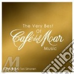 Cafè del mar the very best of music (3cd) cd musicale di Artisti Vari