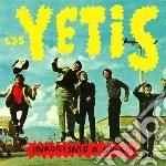 Yetis - Nadaismo A Go-go cd musicale di YETIS