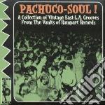 PACHUCO SOUL!                             cd musicale di Artisti Vari