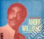Williams, Andre - Movin On With Andre Williams cd musicale di Andre Williams