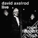 Live royal..-cd+dvd cd musicale di David Axelrod