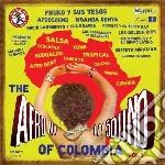 AFROSOUND OF COLOMBIA                     cd musicale di ARTISTI VARI