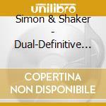 Dual-definitive spanish underground compilation cd musicale di Simon & shaker