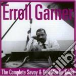 Erroll Garner - The Complete Savoy And Dial Master Takes cd musicale di Erroll Garner