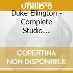 Complete studio transcriptions cd musicale di Duke Ellington